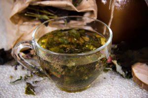 Žolelių arbata virškinimui