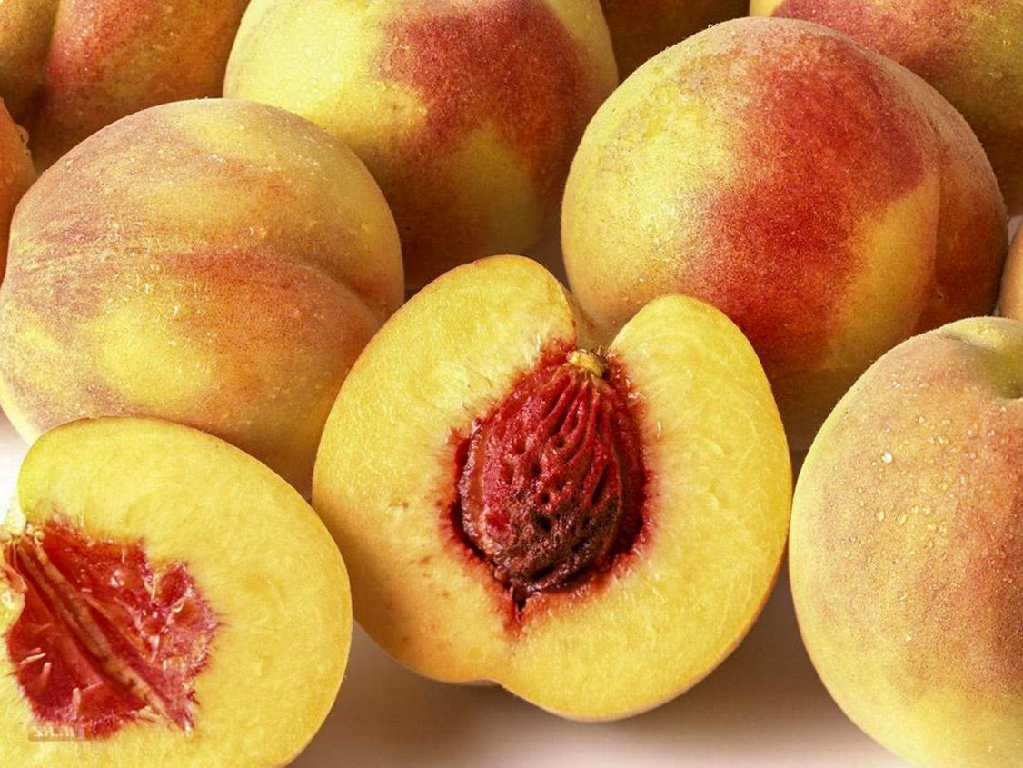 Persikų vaisiai