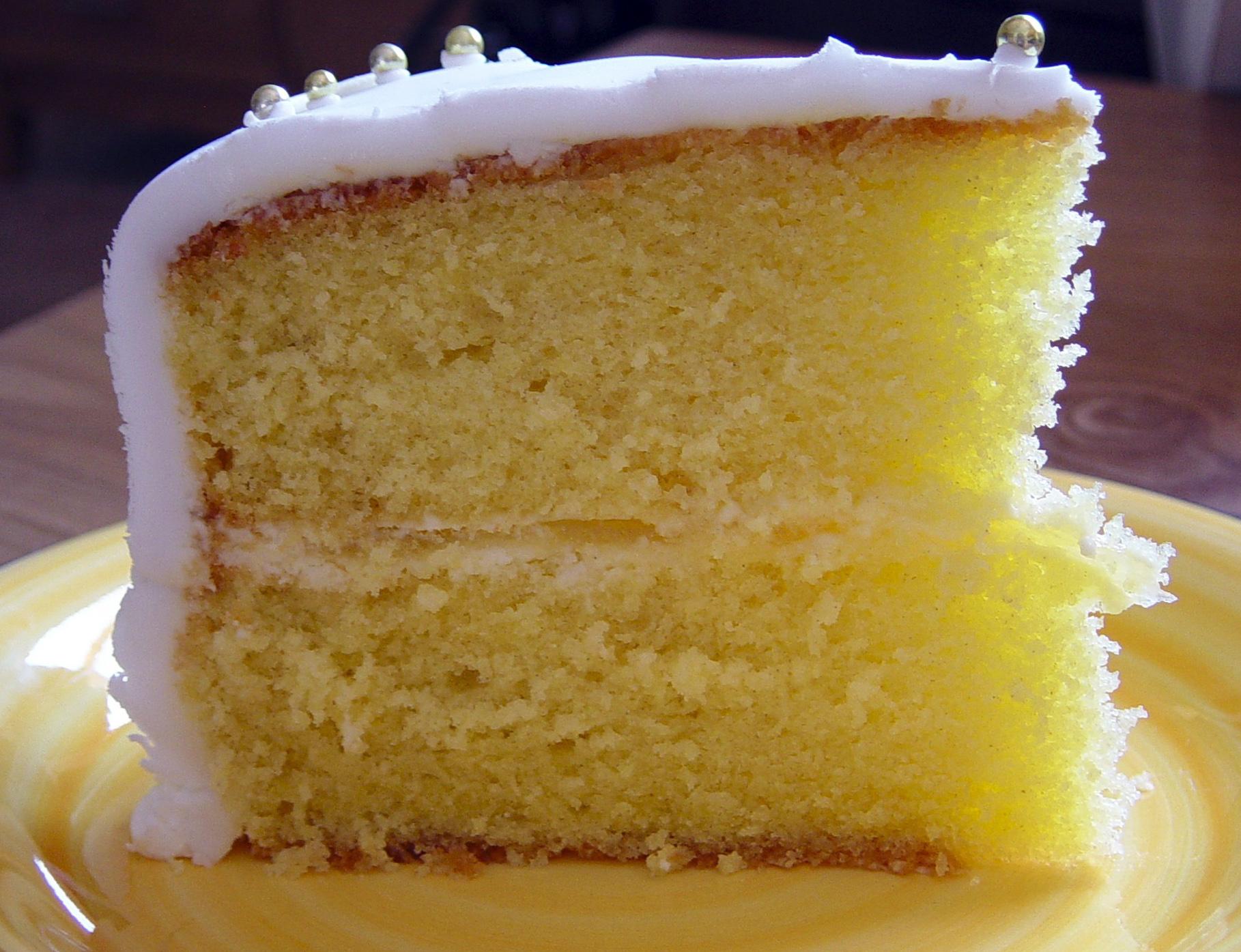 Citrinų pyragas su pertepimu