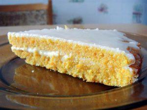 Citrinų pyrago gamyba