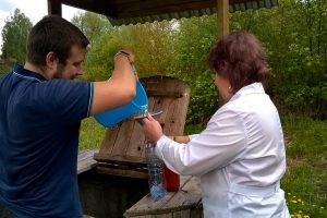 Šulinio vandens tyrimai (nemokamai)