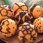 Apelsinas su gvazdikėliais