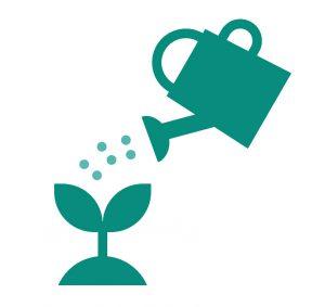 Augalų laistymo poreikiai