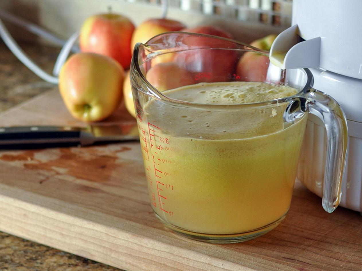 Obuolių acto gaminimas namuose