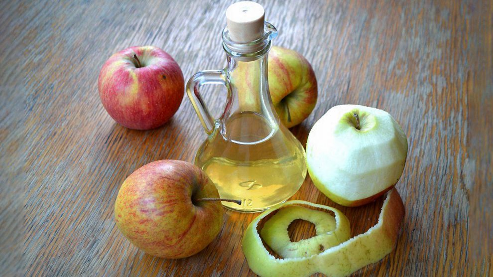 Obuolių acto gamyba iš sulčių