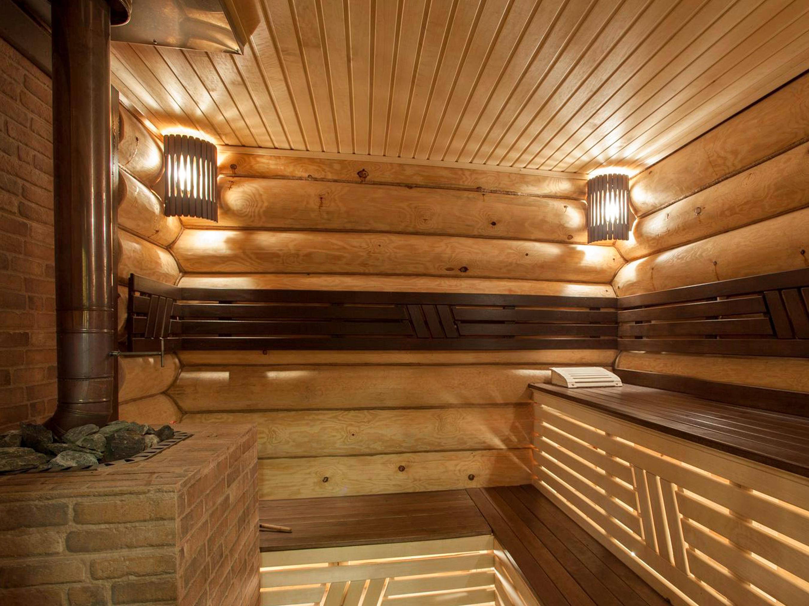 Sausa pirtis (sauna)