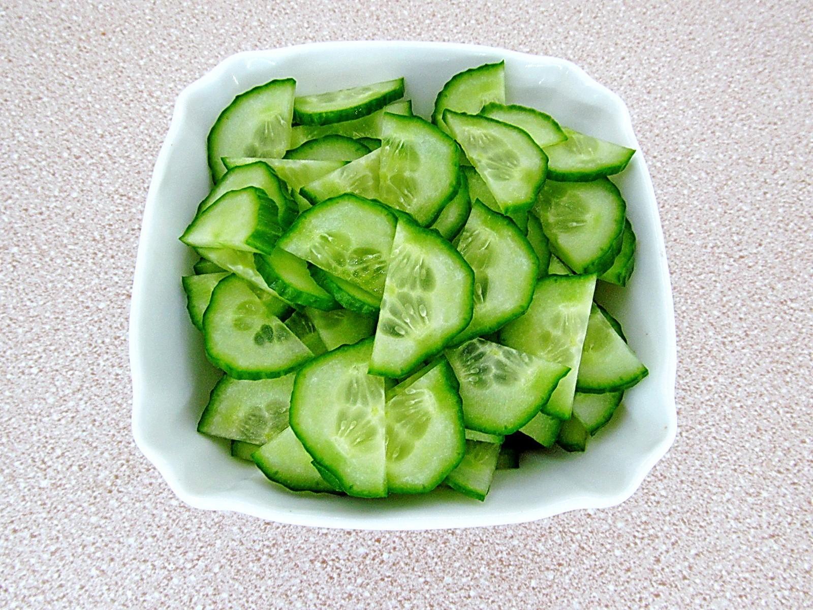 agurkų nauda