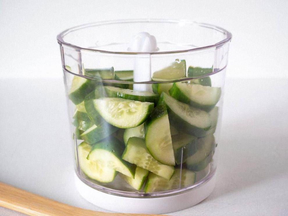 agurkų sulčių gamyba